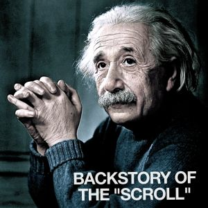"Backstory of the ""scroll"""