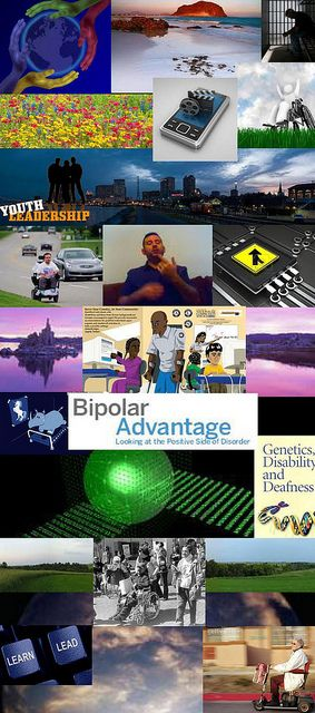 Be Informed_Accessible to All_photo montage of digital opportunities available for and by people with disabilities_Part 4 of 4