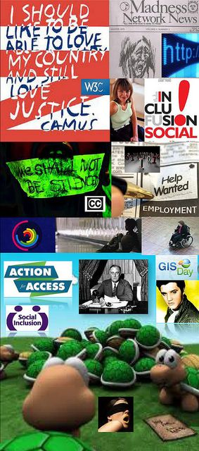 Be Informed_Building Social Capital_photo montage of social capital images, books, and networks_Part 7 of 8